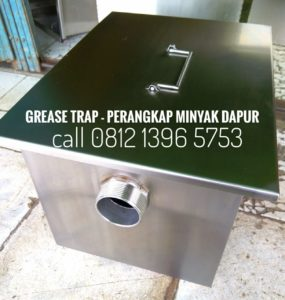 Grease-trap-stainless
