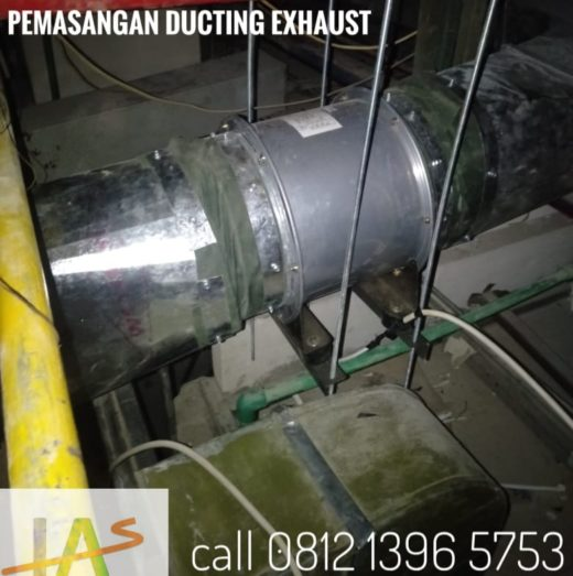 pemasangan-ducting-exhaust-restaurant