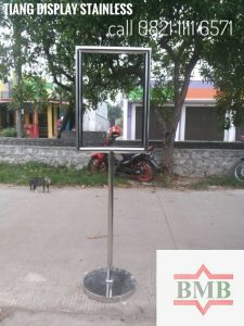 tiang-dispaly-stainless-hubungi-0821-1111-6571